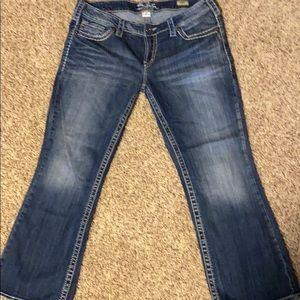 Silver Jeans Jeans - SILVER Aiko Jean